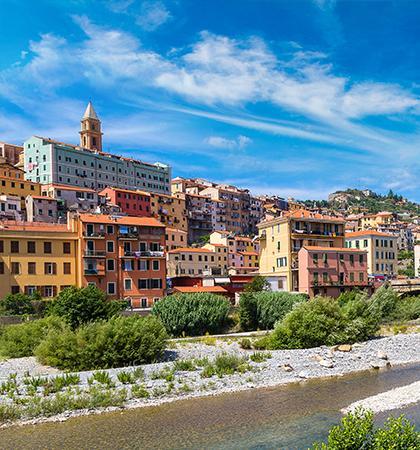 Circuits visite Italie depuis Nice